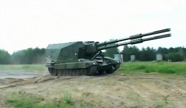 L'avenir de l'artillerie russe - Sputnik France