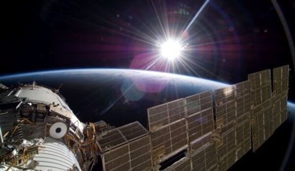 Un astronaute britannique inclus dans l'équipe de l'ISS - Sputnik France