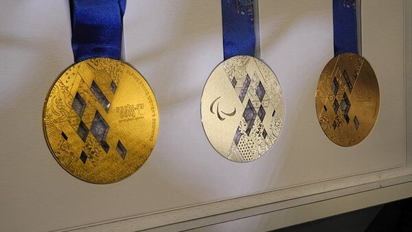 Les médailles Sotchi 2014 demeureront russes - Sputnik France