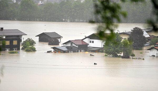 Autriche : menace d'inondations et de glissements de terrain - Sputnik France