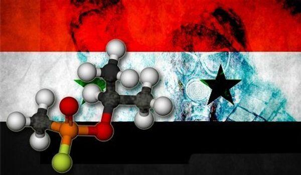 Damas intercepte de nouveau du gaz sarin à l'opposition - Sputnik France