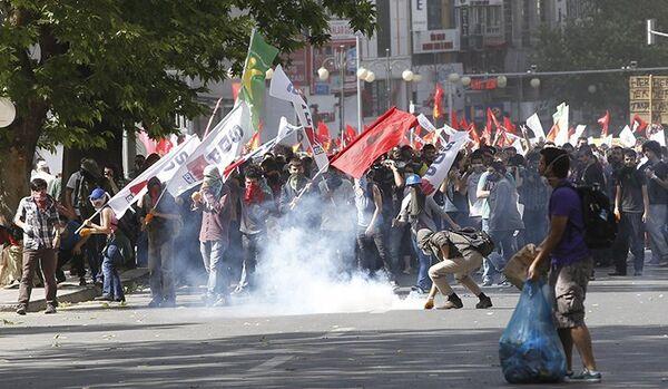 Turquie/manifestations : plus de 1.700 personnes interpellées - Sputnik France