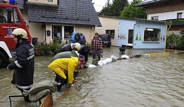Les pluies inondent l'Europe - Sputnik France