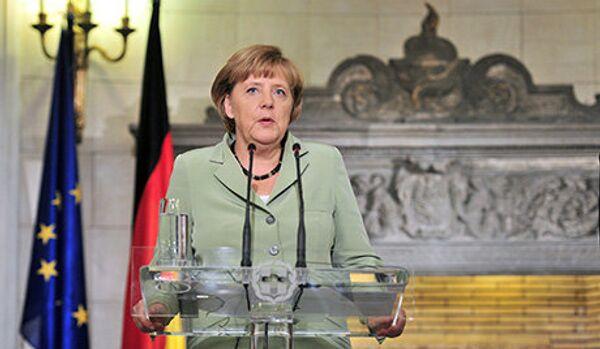 Merkel opposée à l'élection du président de la Commission européenne au suffrage universel direct - Sputnik France
