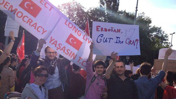 Turquie : de nouveaux affrontements à Ankara - Sputnik France