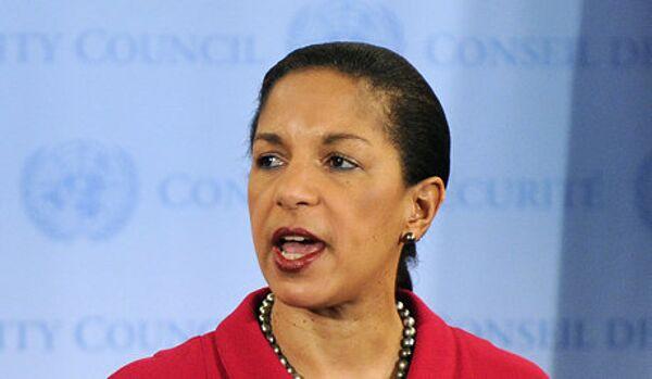 Obama a nommé Susan Rice comme conseillère de sécurité nationale - Sputnik France