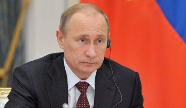 Poutine contre la légalisation des drogues douces - Sputnik France