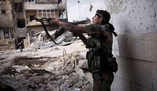 L'opposition syrienne déclare une victoire près de la ville de Deraa - Sputnik France