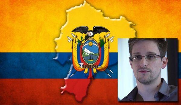 Snowden défend l'indépendance de l'Equateur - Sputnik France