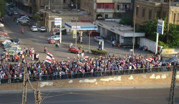 Egypte: les militaires ont partagé leurs plans pour renverser le gouvernement - Sputnik France