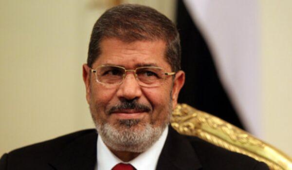 Le président égyptien a discuté de la situation dans le pays avec le ministre de la Défense - Sputnik France