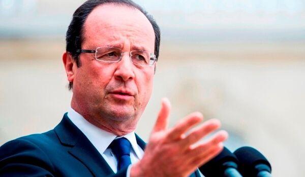 Hollande, le président le plus impopulaire de la Ve république - Sputnik France