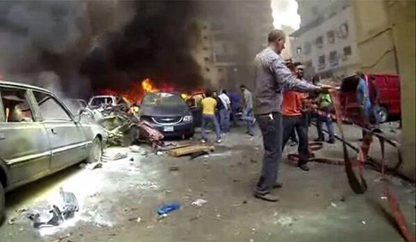 Une attaque terroriste antichiite a eu lieu à Beyrouth (vidéo) - Sputnik France