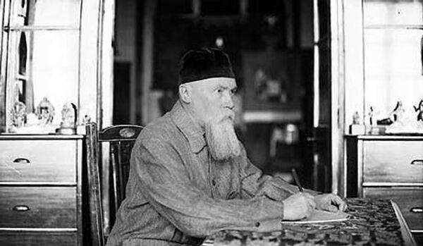 Inde : construction d'un musée de Roerich - Sputnik France