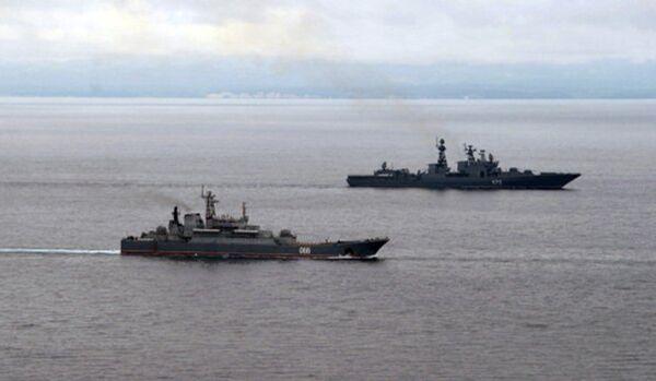Manœuvres militaire de grande ampleur en Extrême-Orient russe - Sputnik France