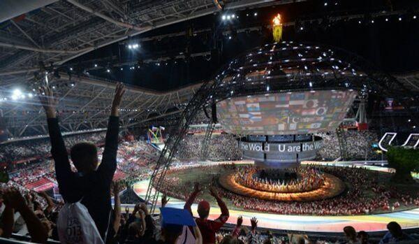 Universiade : fin des XXVIIe Jeux universitaires d'été de Kazan - Sputnik France
