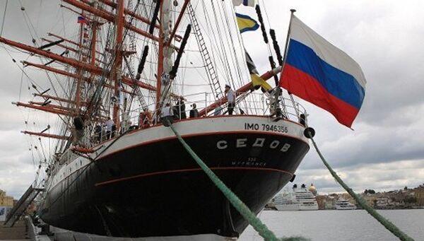 Le Sedov est de retour ! - Sputnik France