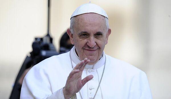 L'armée brésilienne protégera le pape François - Sputnik France