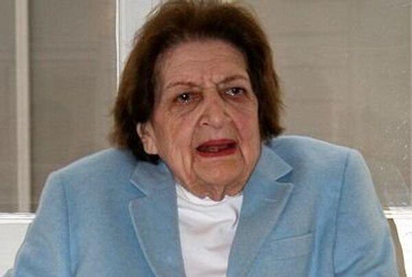 Une journaliste légendaire américaine décédée - Sputnik France