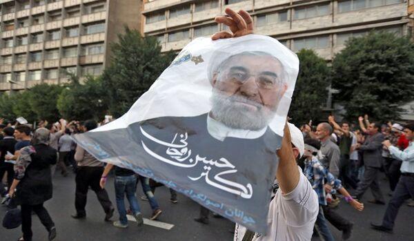 Rohani promet de supprimer toutes les sanctions contre Téhéran - Sputnik France