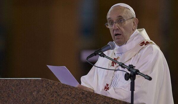 Le pape a appelé les musulmans « frères » - Sputnik France