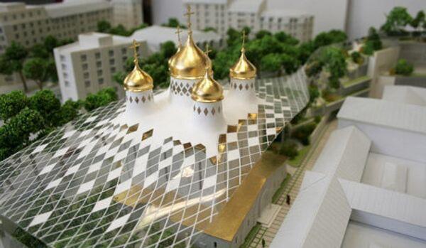 Le centre orthodoxe russe de Paris pourrait voir le jour en 2015 (médias) - Sputnik France
