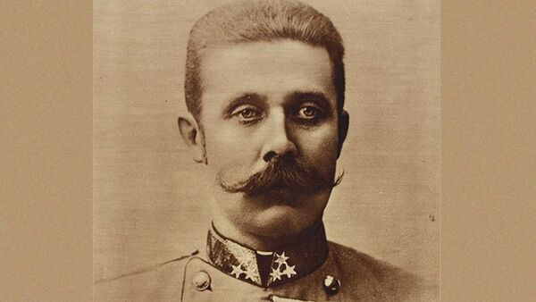 François-Ferdinand - Sputnik France