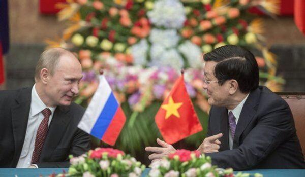 Russie-Vietnam : dynamisation de la coopération militaire - Sputnik France