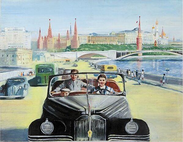 1948–1949 - « Et nous avons fait un tour en voiture » - Sputnik France