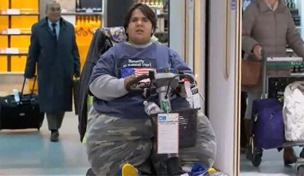 Le jeune obèse français rapatrié des Etats-Unis est bien arrivé chez lui - Sputnik France