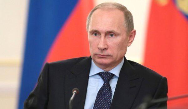 Poutine qualifie de pogrom les événements à Kiev - Sputnik France