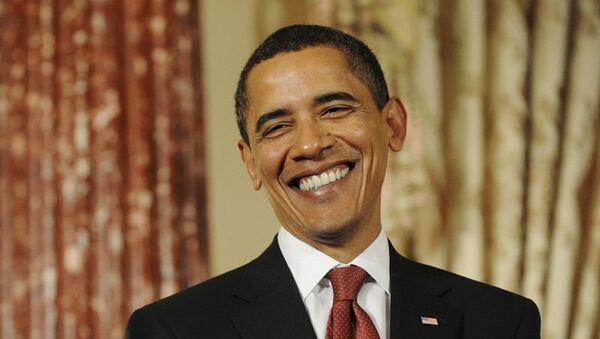 Obama raye le mot nègre des lois américaines - Sputnik France