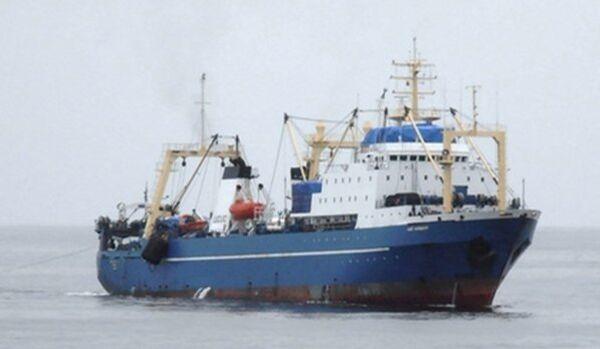 La prise du navire Oleg Naydenov a fait des blessés - Sputnik France