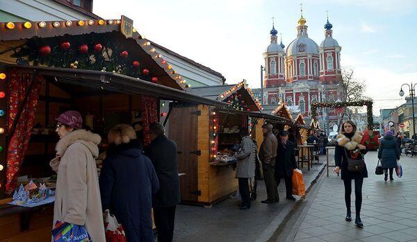Moscou aura un géant bonbon acidulé en forme de cheval - Sputnik France