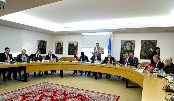 Syrie : la conférence Genève 2 pourra-t-elle stopper l'effusion de sang ? - Sputnik France