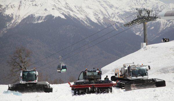JO de Sotchi : de la neige, il y en aura ! - Sputnik France