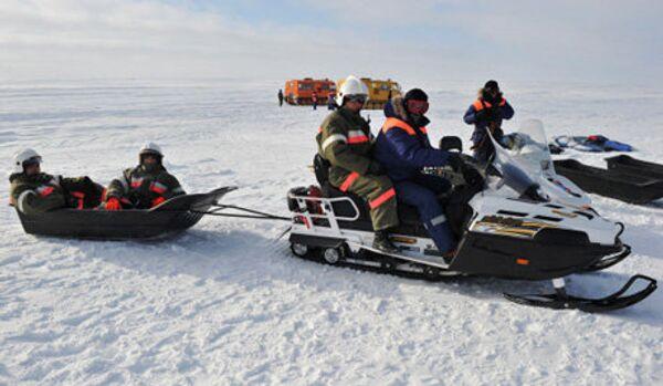 Un carburant unique pour l'Arctique mis au point en Russie - Sputnik France