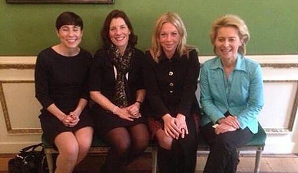 Féminisme : le « sexe faible » évince les hommes de la grande politique - Sputnik France