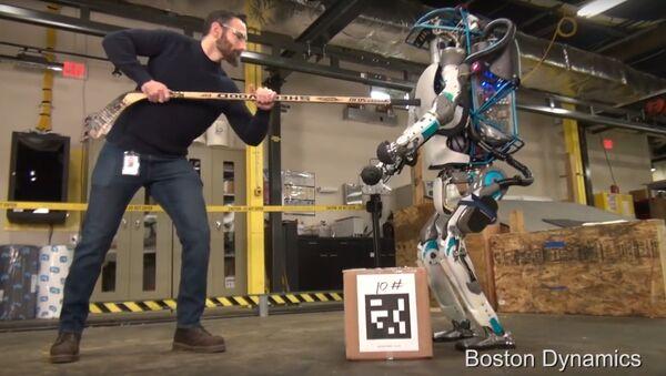 Ces robots qui souffrent tant de leurs cruels créateurs - Sputnik France