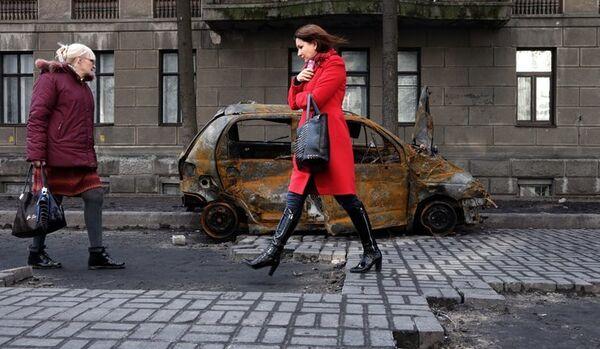 La dette extérieure totale de l'Ukraine atteint 140 mds $ - Sputnik France