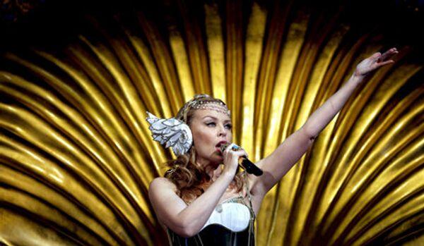 Le nouvel album de Kylie Minogue a été mis en ligne - Sputnik France