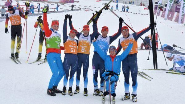 JP/ ski de fond : l'équipe russe en or - Sputnik France