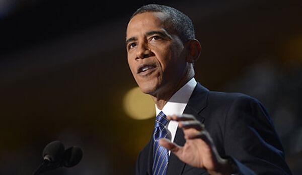 Les sanctions contre la Russie toucheront les intérêts des pays occidentaux (Obama) - Sputnik France