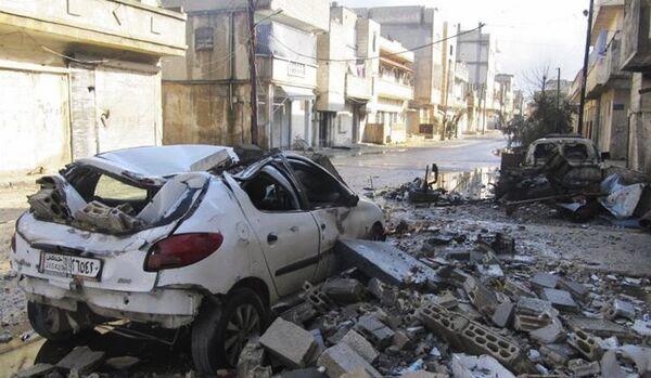 Syrie : au moins 25 morts dans un double attentat à Homs - Sputnik France