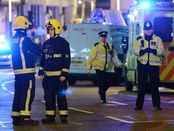 Londres: un homme tué dans l'effondrement d'un immeuble près de l'Ambassade américaine - Sputnik France