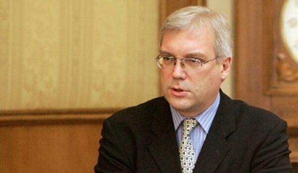 Le représentant permanent de la Russie appelle à prendre les mesures de sécurité en raison de l'activité de l'OTAN - Sputnik France