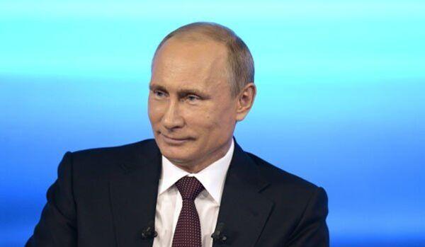 « Ligne directe » : Poutine ouvert au dialogue avec l'Europe et les USA - Sputnik France