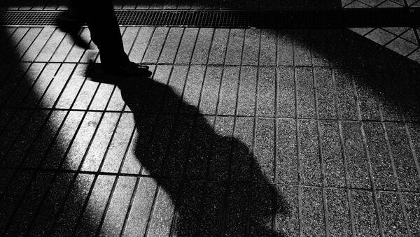ombre d`un homme - Sputnik France