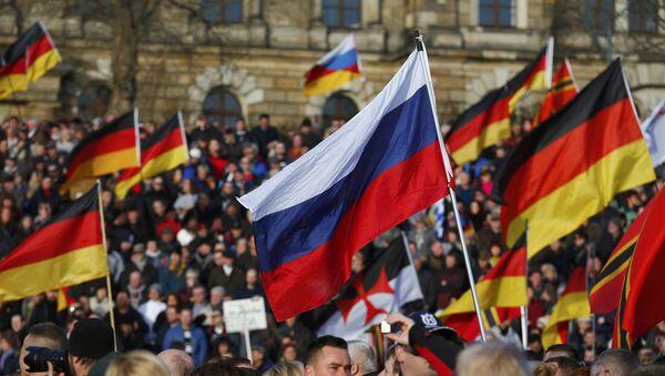 Manifestation en Allemagne - Sputnik France