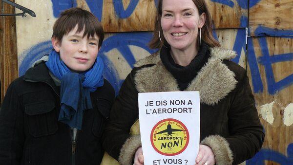 Nantes: 60.000 manifestants contre la construction de l'aéroport - Sputnik France